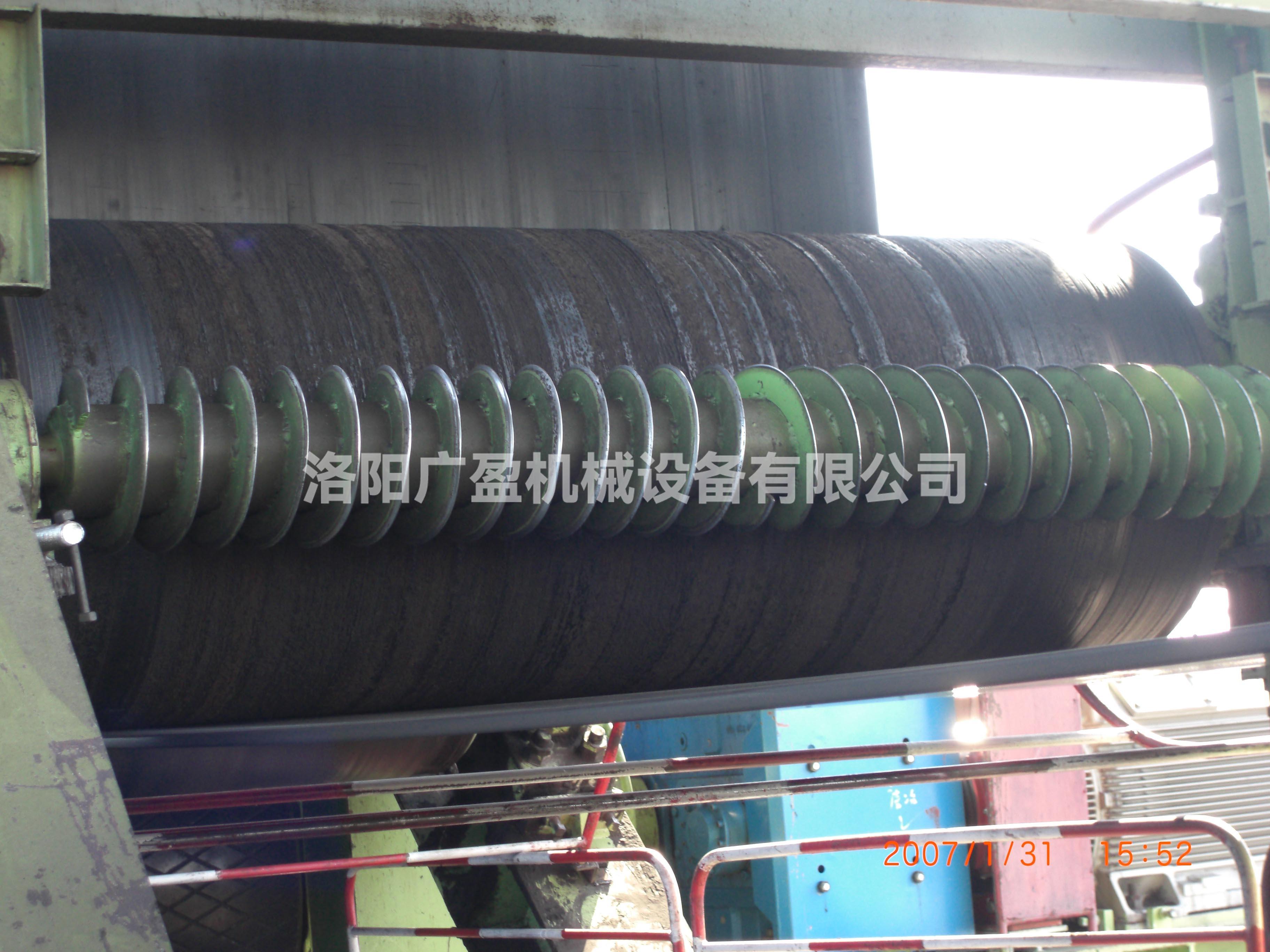 冻粘煤螺旋清扫器