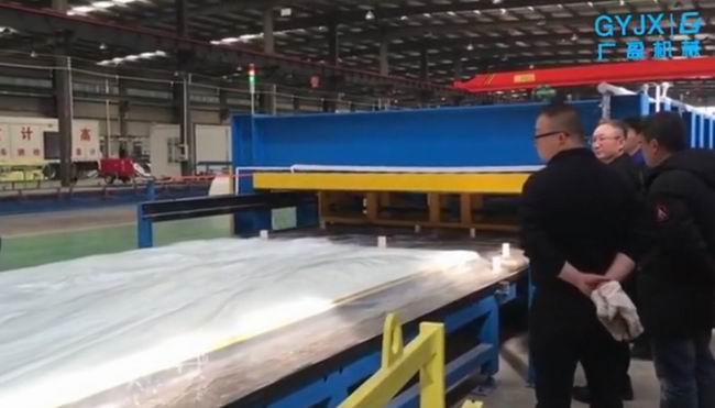 洛阳广盈机械有限公司设备展示